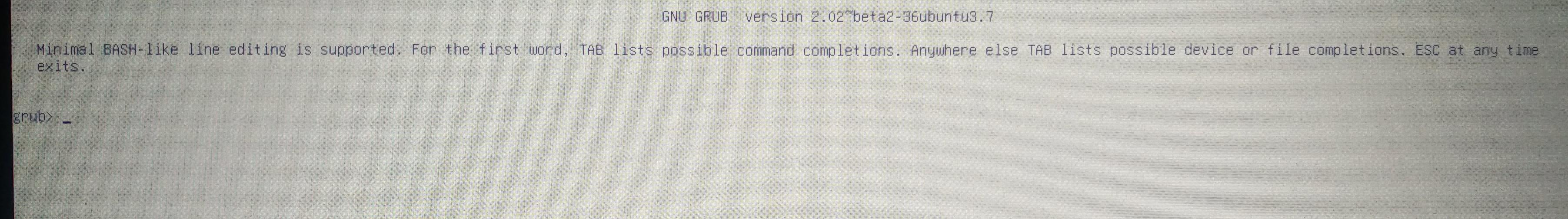 Manually UEFI Boot Linux and Windows 10 USB from Grub